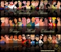 Disney heroes updated collage