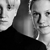 Draco and Ginny foto with a business suit, a suit, and a three piece suit called Draco and Ginny
