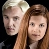 Draco and Ginny photo with a portrait called Draco and Ginny