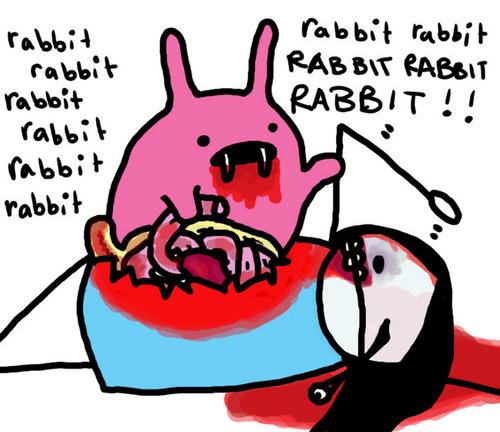 EVIL RABBIT DESU
