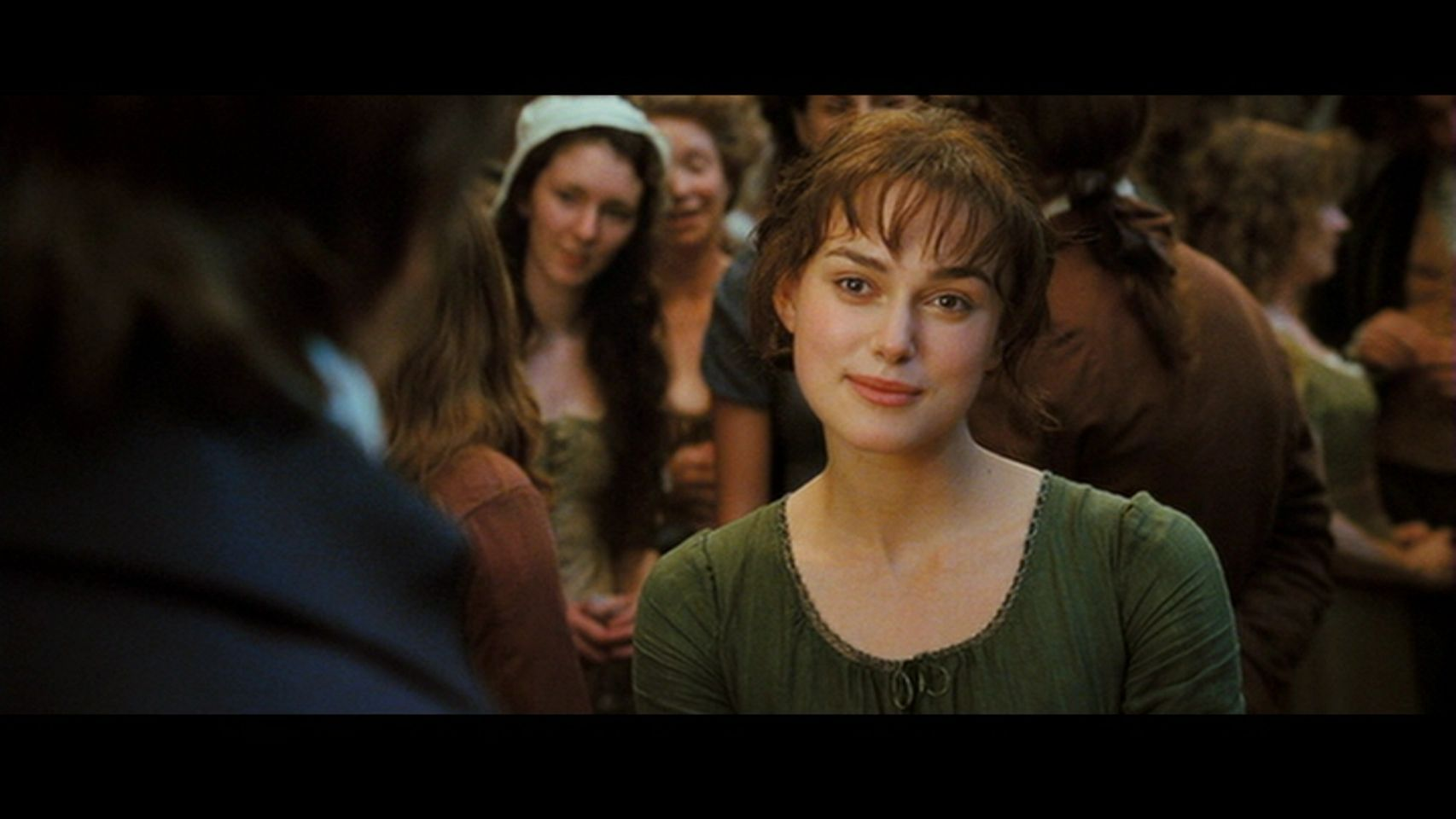 the interactions between elizabeth bennet and The story centers on the the bennet family, particularly elizabeth the novel opens at longbourn, the bennet family's estate after further interactions.