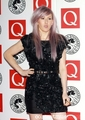 Ellie @ Q Awards 2010