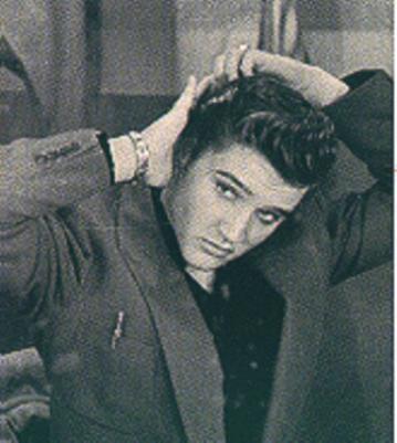 Elvis Rare fotografia
