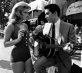 Elvis And Ann Margaret - elvis-presley photo