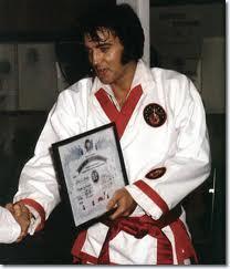 Elvis Rare Photo