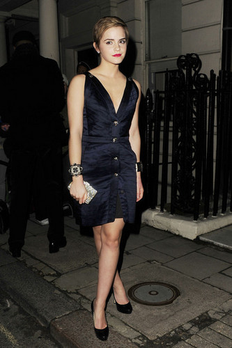 Emma Watson Leaves the Box Nightclub {13-2-11}