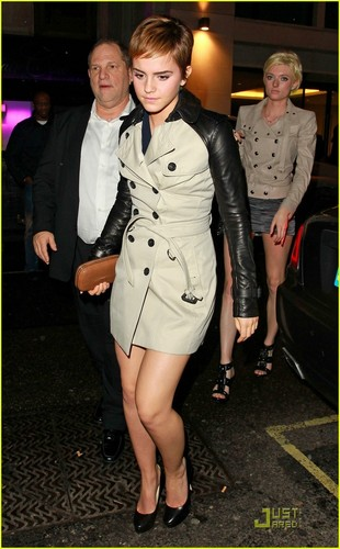 Emma Watson Makes It A Mahiki Night