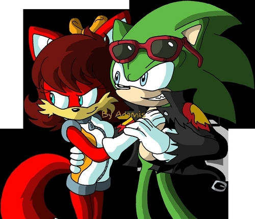 Fiona y Scourge