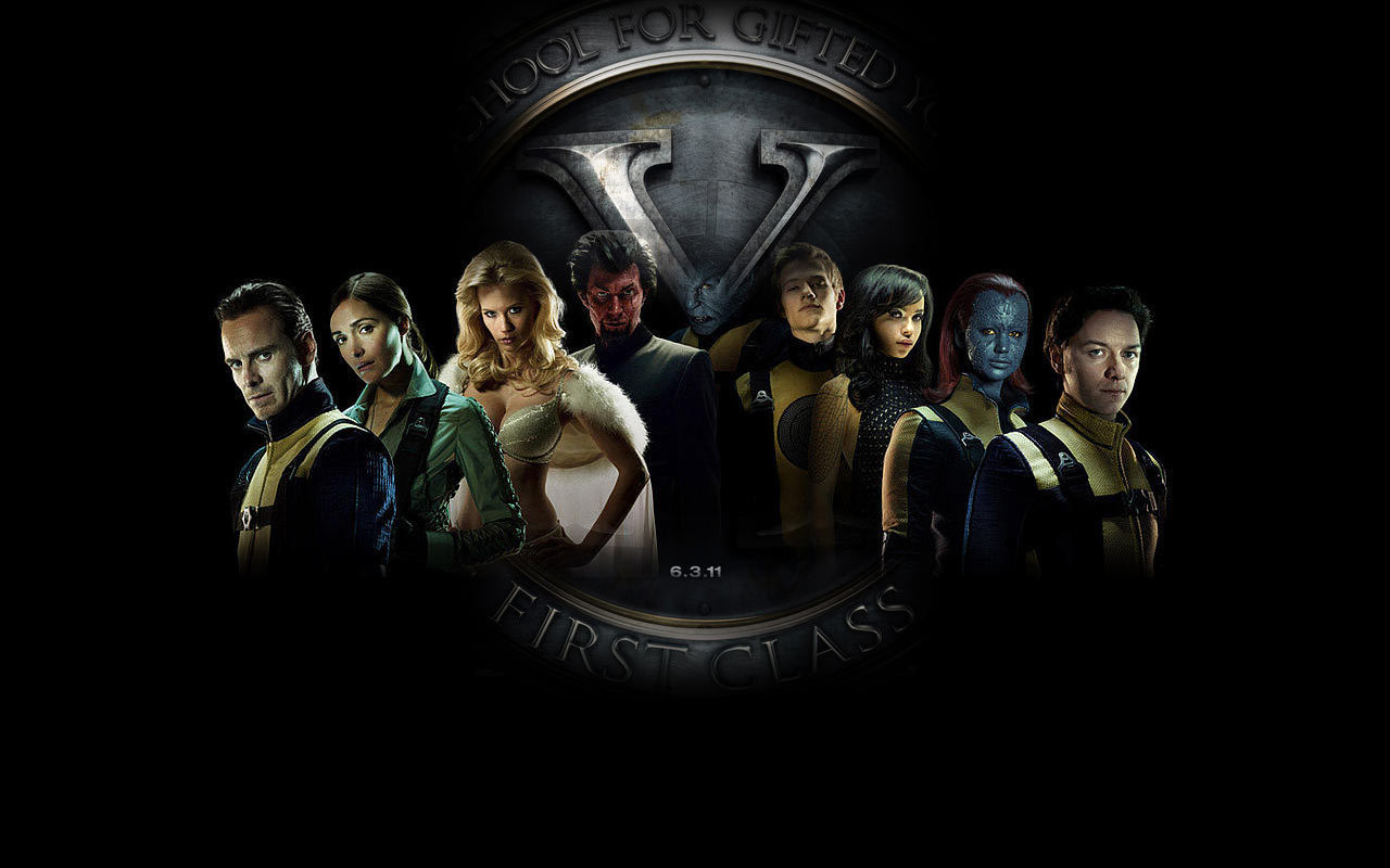 Film  X-Men First Clas...