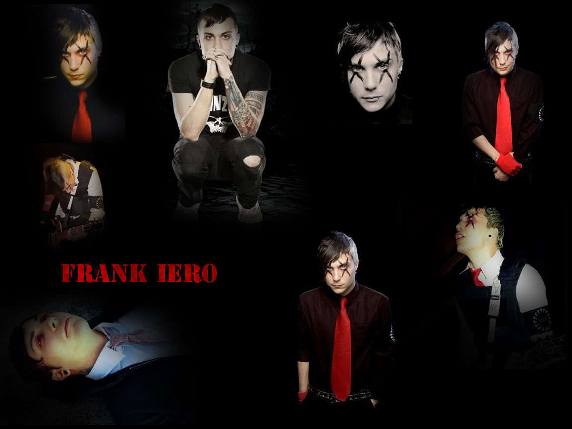 Frank Bank Wallpapers Frank Iero Frankie