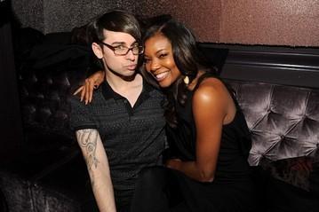 Gabrielle with Christian Siriano@ Fashion Week