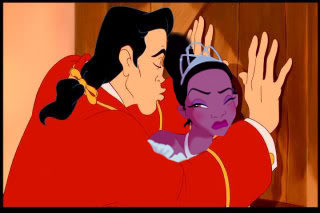 Gaston/Tiana