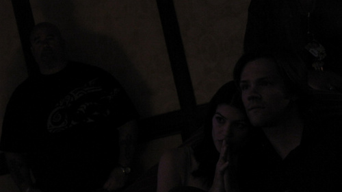 Gen & Jared Padalecki at konsert