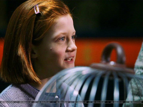 Ginny in HP1