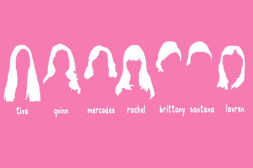 Glee wallpaper titled Glee Girls