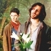 Gwaine &amp; Merlin - gwaine icon