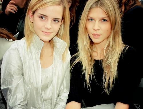Emma & Clemence :))