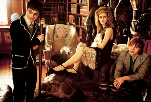 The trio :))