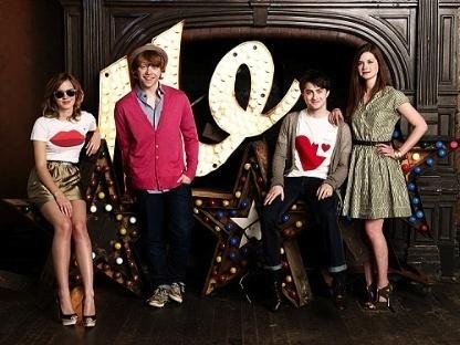 Emma, Rupert, Dan & Bonnie :))