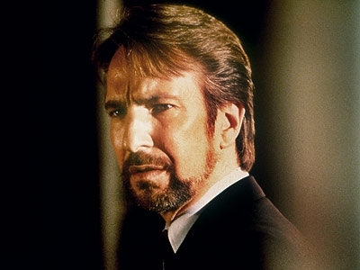 Hans Gruber - One of my favorito! Rickman roles!
