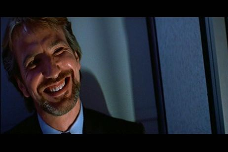 Hans Gruber - One of my favorite Rickman roles!