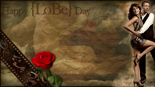 Happy LoBe Day!!! II  - house-md Wallpaper