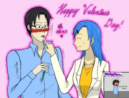 Happy Valentine's! - Dorski Ver.