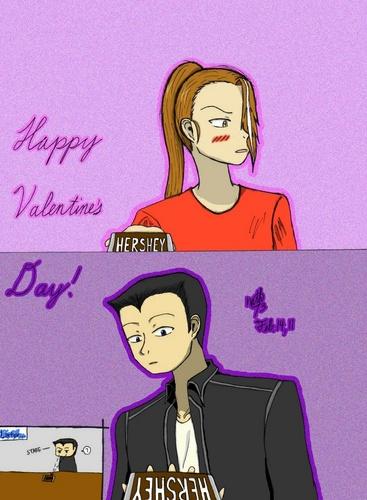 Happy Valentine's! - Skilene Ver.