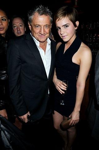 Harvey Weinstein's Pre-BAFTA cena
