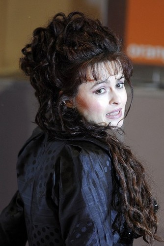 Helena Bonham Carter at BAFTA