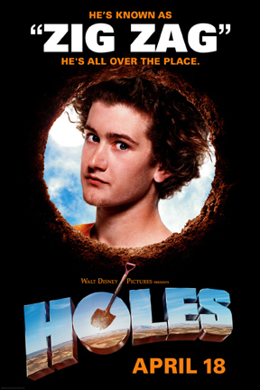 Holes Character Posters - Holes Photo (19287292) - Fanpop