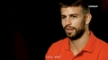 How did Pique sleep the night before the World Cup Final? Very well !