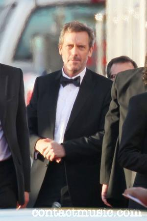 Hugh at the GG 2010