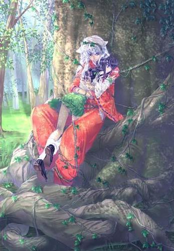 Inuyasha and Kagome