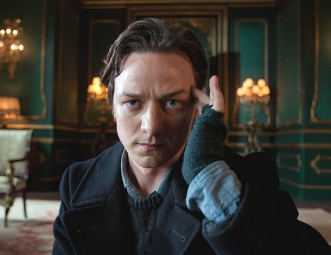 James Mcavoy in X-Men:First Class