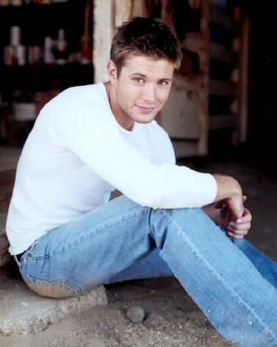 Winchester's Journal kertas dinding called Jensen Ackles - Alison Dyer Shoot