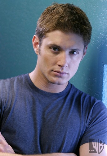 Winchester's Journal wallpaper probably with a portrait titled Jensen Ackles - Smallville Promo's