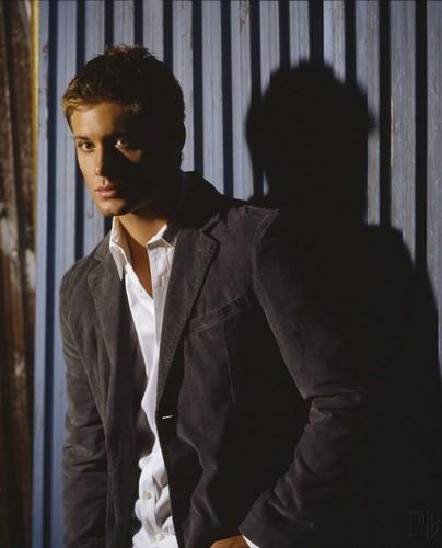 Jensen Ackles - Thị trấn Smallville Promo's