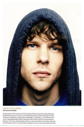 Jesse Eisenberg - demolitionvenom Photo