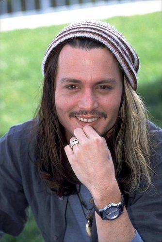 Johnny Depp photoshoot (HQ)