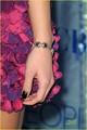 Josie Loren: Plays Up the People's Choice Awards 2011