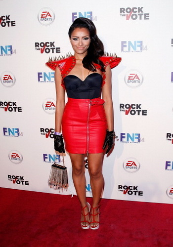 Kat Graham - 14th Annual 'Friends n Family' Grammy Event
