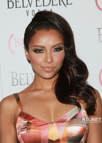 Kat Graham - February 10 - Belvedere ভদকা Launch Party for Special Edition Bottle -HQ