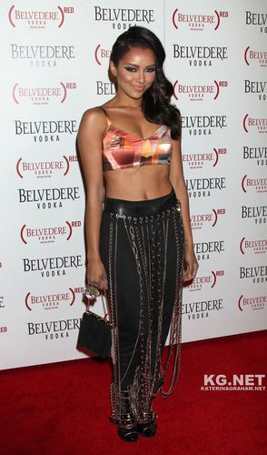 Kat Graham - February 10 - Belvedere wodka Launch Party for Special Edition Bottle -HQ