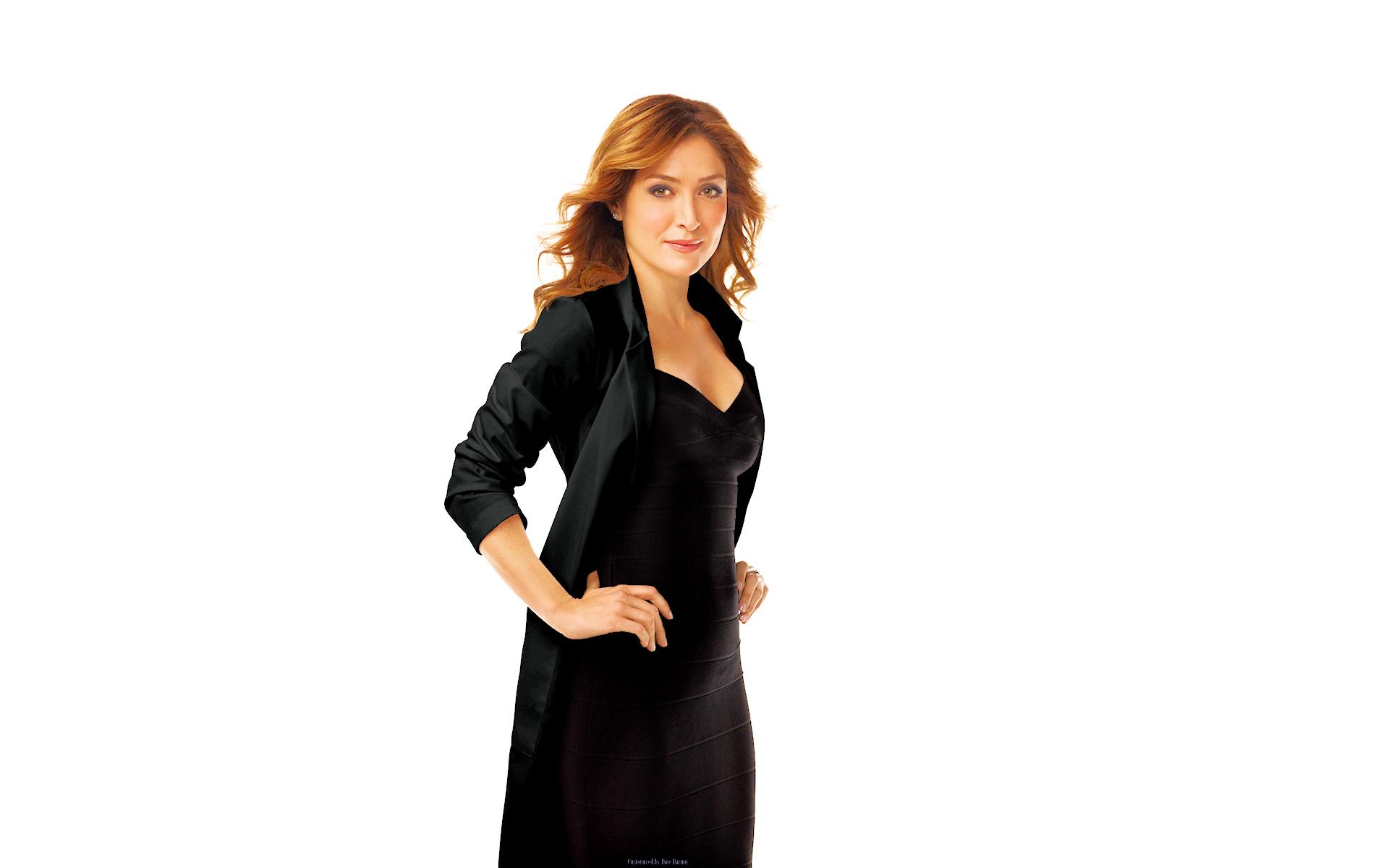 Kate Todd (Sasha Alexander) kertas dinding