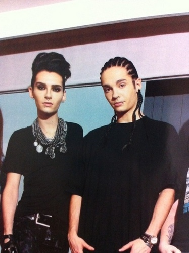 Tom & Bill Kaulitz 壁纸 entitled Kaulitz