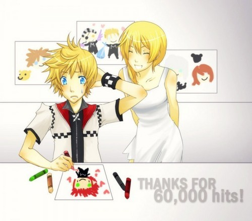 Kingdom Hearts 2 Обои titled Kingdom Hearts<3