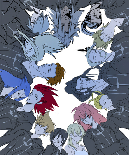 Kingdom Hearts<3