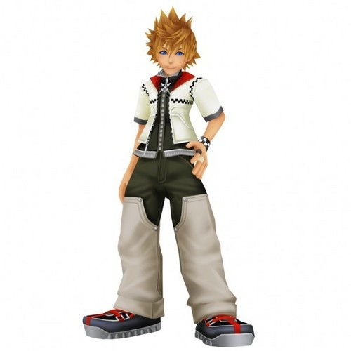Kingdom Hearts 2 fond d'écran possibly with a legging, an outerwear, and a hip boot entitled Kingdom Hearts<3