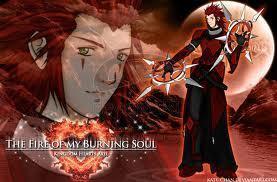 Kingdom Hearts-Axel